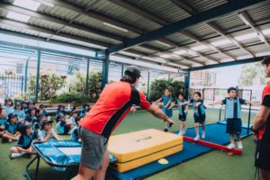 Mary Immaculate Catholic Primary School Bossley Park Cocurricular Sports