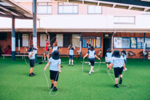 Mary Immaculate Catholic Primary School Bossley Park Facilities Grounds