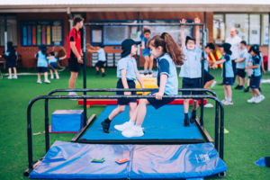 Mary Immaculate Catholic Primary School Bossley Park Gym Equipment