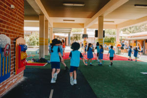 Mary Immaculate Catholic Primary School Bossley Park Facility