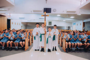 Mary Immaculate Catholic Primary School Bossley Park Our Parish