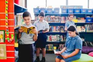 Mary Immaculate Catholic Primary School Bossley Park Library